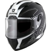 SHARK Race-R Pro Cintas Mat Black / Anthracite / Silver