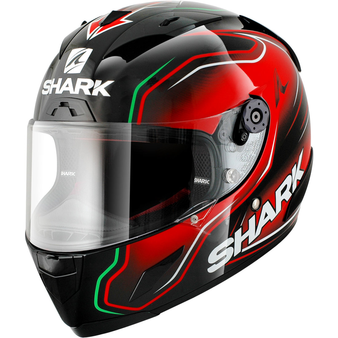 casque shark race r pro guintoli n r v motocard. Black Bedroom Furniture Sets. Home Design Ideas