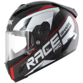 SHARK Race-R Pro Sauer Black / Anthracite / Red