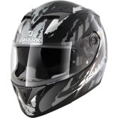 SHARK S700-S Oxyd Pinlock Black / Chrom / Anthracite