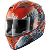 SHARK S700-S Replica Pinlock Foggy 20th Anniversary Red / Blue / Anthracite