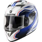 SHARK S700-S Guintoli Pinlock White / Blue / Red