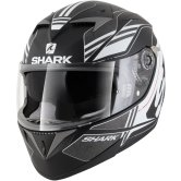 SHARK S700-S Tika Pinlock Mat Black / Anthracite / White