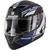 SHARK S700-S Tika Pinlock Mat Black / Blue / White