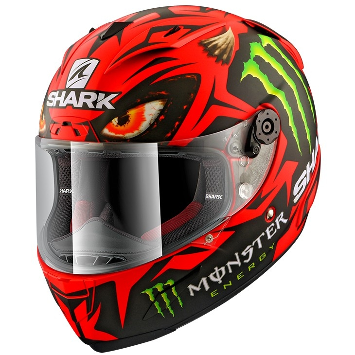 casque shark race r pro lorenzo austrian gp mat limited edition motocard. Black Bedroom Furniture Sets. Home Design Ideas