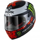SHARK Race-R Pro Replica Lorenzo Monster Mat 2018