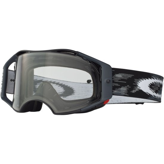 Brille OAKLEY Airbrake MX Jet Black Speed