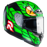 HJC RPHA10-Plus Lorenzo Green Mamba MC4SF