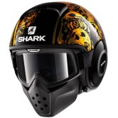SHARK Raw / Drak Sanctus Black / Orange