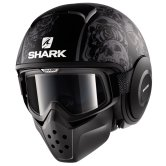 SHARK Drak Sanctus Mat Black / Anthracite