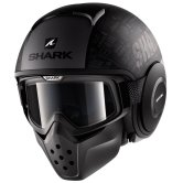 SHARK Raw / Drak Tribute RM Mat Black / Anthracite