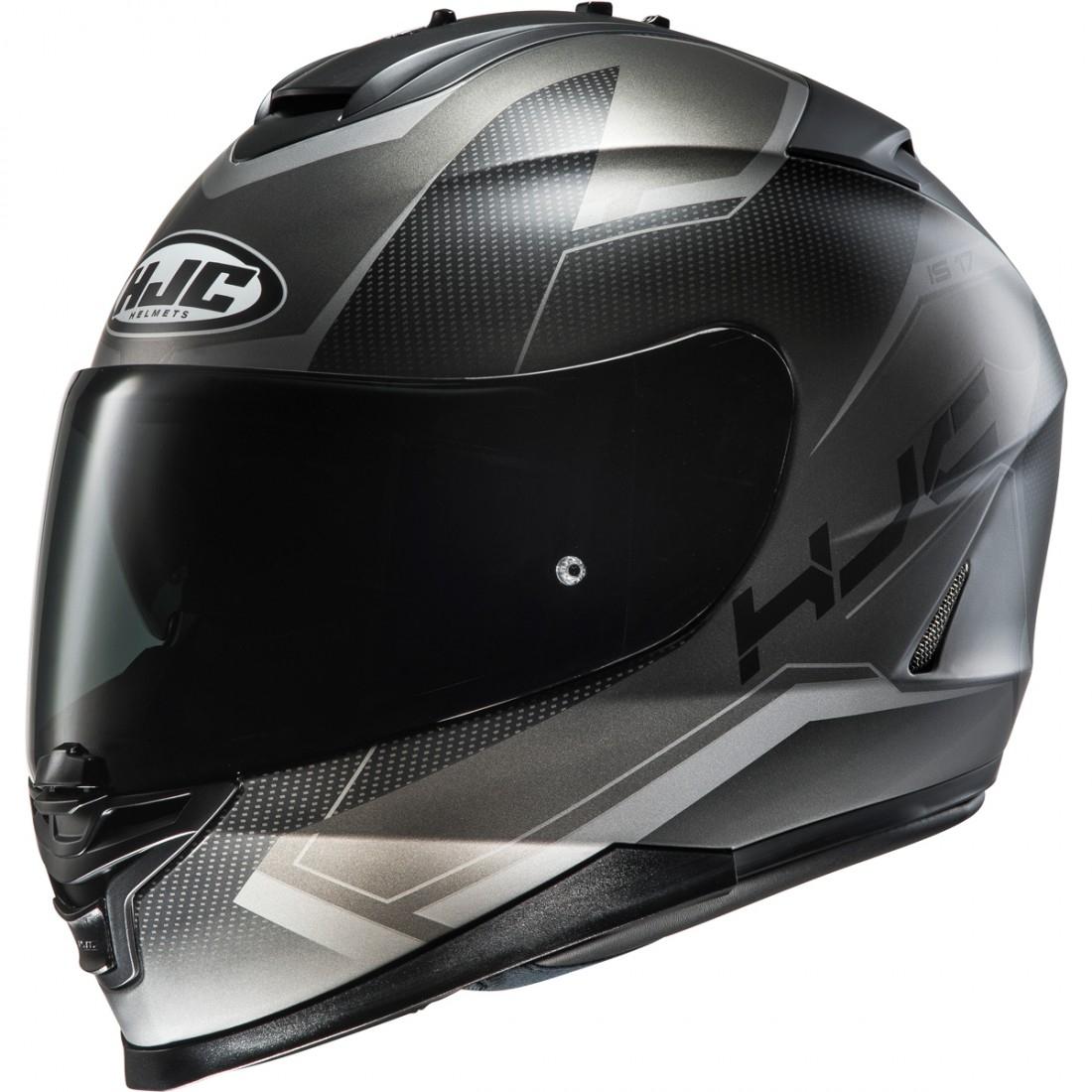 casco hjc is 17 loktar mc 5sf motocard. Black Bedroom Furniture Sets. Home Design Ideas
