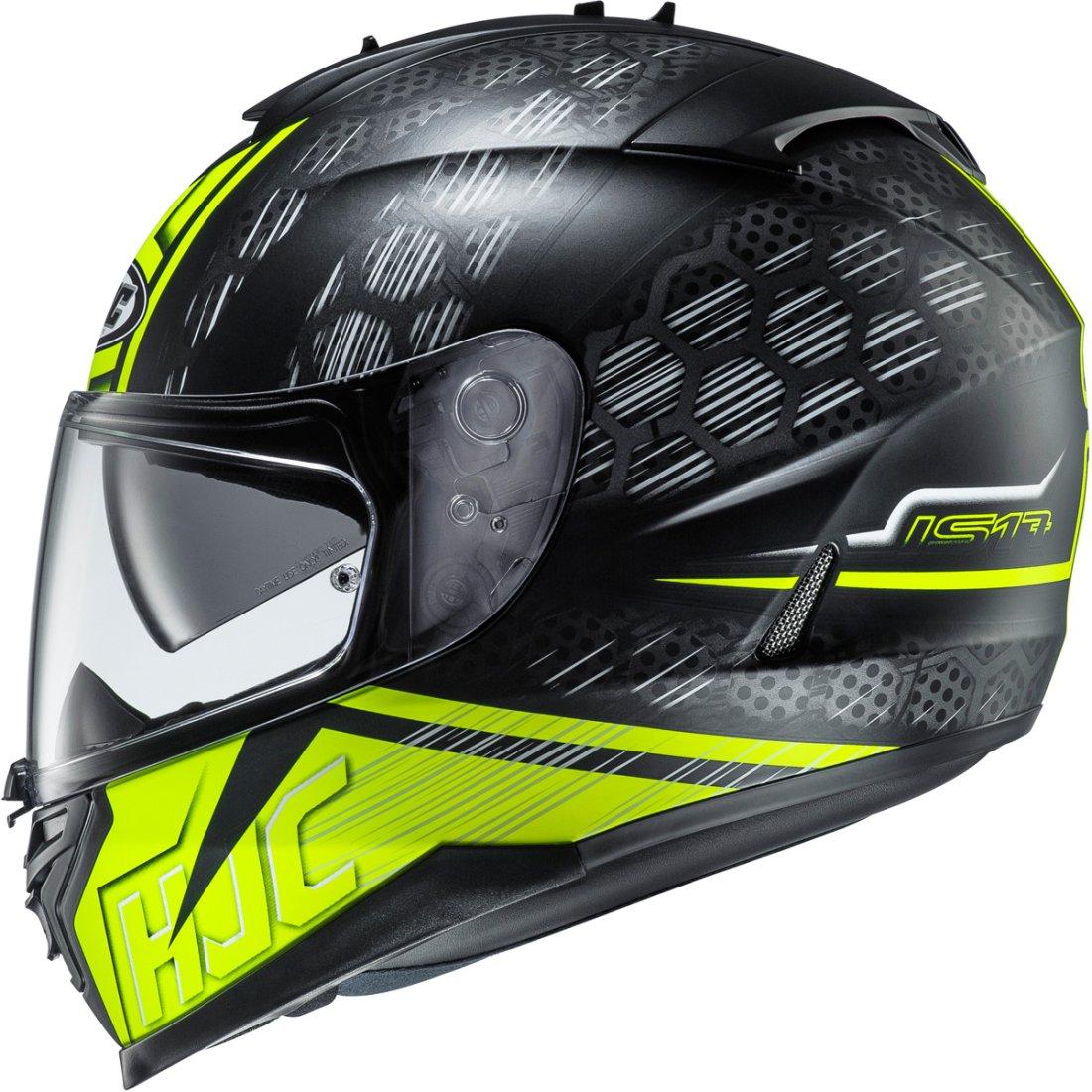 hjc is 17 enver mc 4hsf helmet motocard. Black Bedroom Furniture Sets. Home Design Ideas