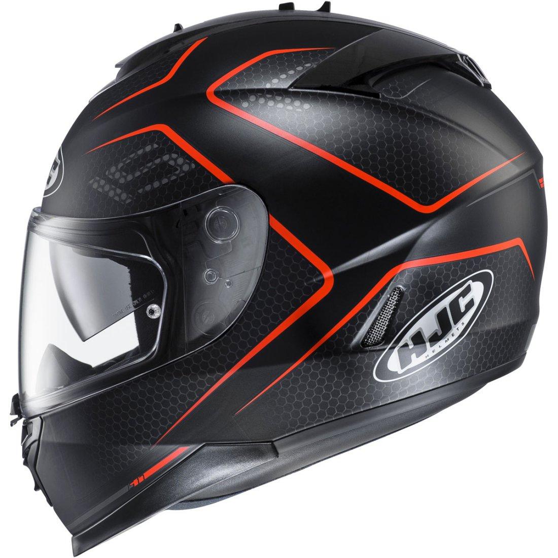 hjc is 17 lank mc 1sf helmet motocard. Black Bedroom Furniture Sets. Home Design Ideas