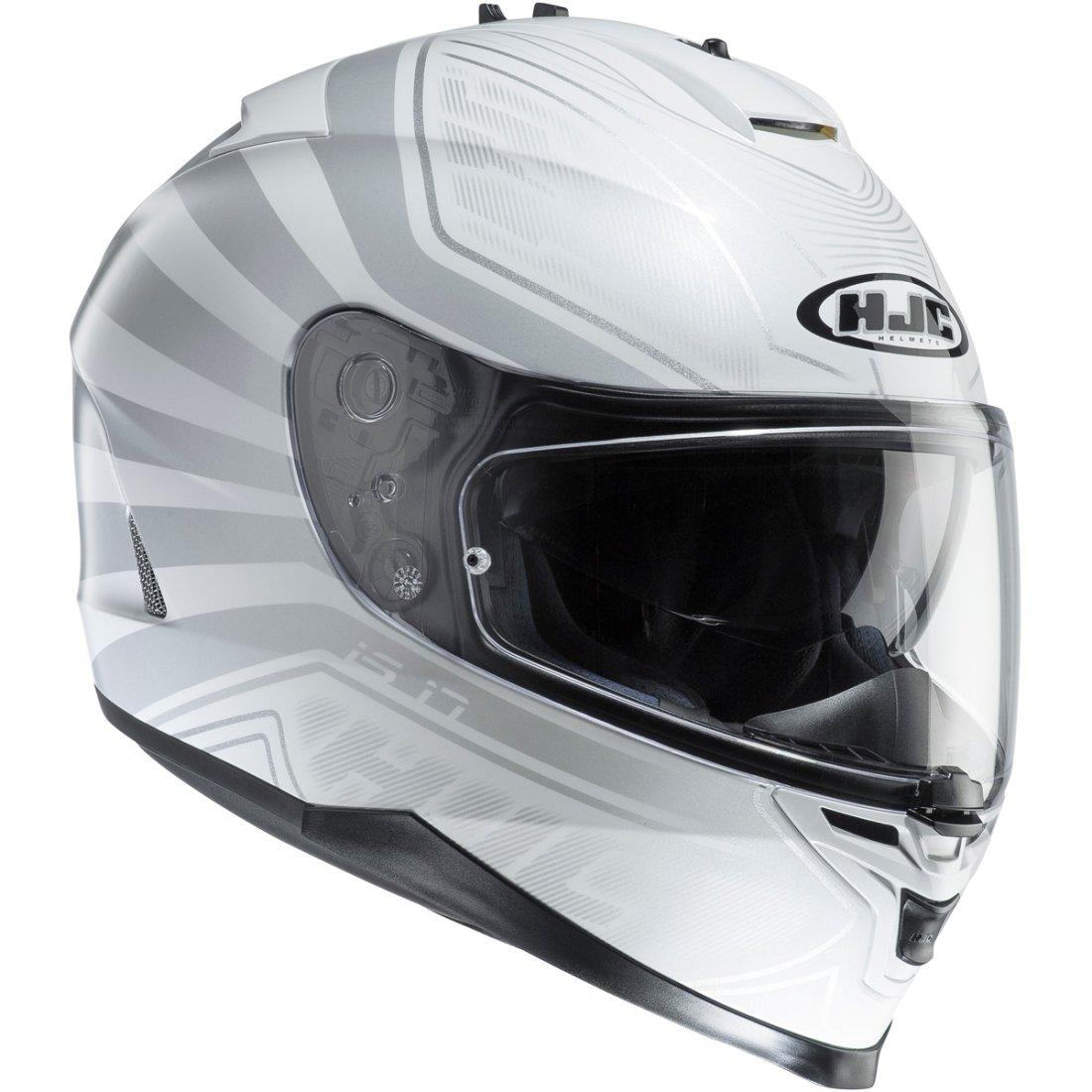 hjc is 17 ordin mc 10 helmet motocard. Black Bedroom Furniture Sets. Home Design Ideas
