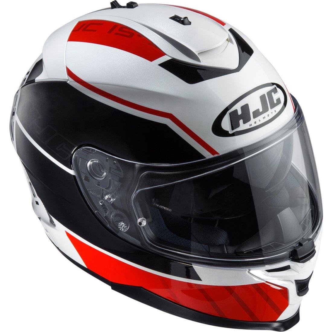 hjc is 17 tridents mc 1 helmet motocard. Black Bedroom Furniture Sets. Home Design Ideas