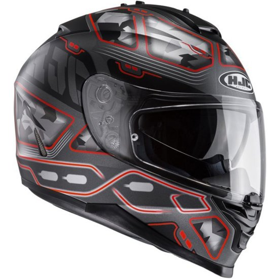 Casco HJC IS-17 Uruk MC-1SF