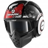 SHARK Drak Evok Black / Red / Anthracite