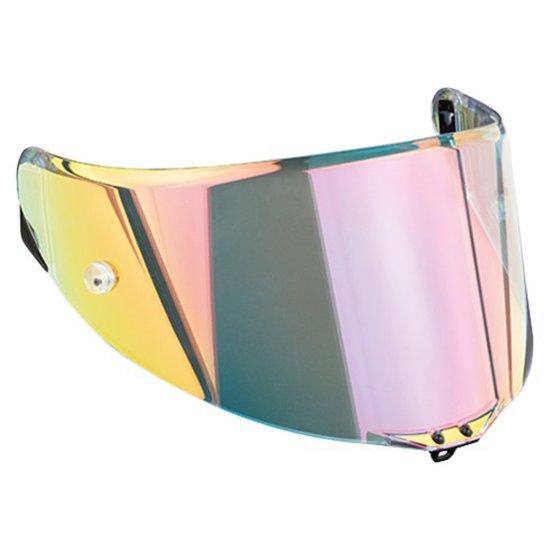 Accessoire casque AGV Race 2 Pinlock Rainbow