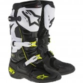ALPINESTARS Tech 10 Black / White