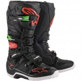 Tech 7 Black / Red / Green