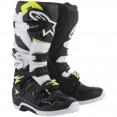 ALPINESTARS Tech 7 Black / White