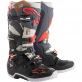 ALPINESTARS Tech 7 Blackjack LE Cream / Grey / Black / Red Fluo