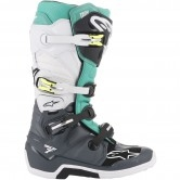 ALPINESTARS Tech 7 Dark Grey / Teal / White