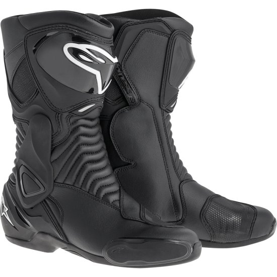ALPINESTARS S-MX 6 Black Boots