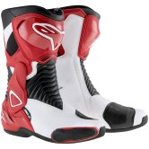 ALPINESTARS S-MX 6 Black / Red / White