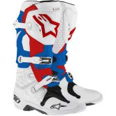 ALPINESTARS Tech 10 White / Red / Blue