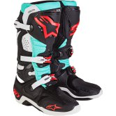 ALPINESTARS Tech 10 Tomac LE Black / Teal / White / Red