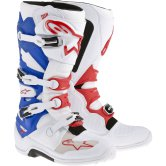 ALPINESTARS Tech 7 White / Red / Blue