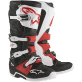 ALPINESTARS Tech 7 Black / White / Red