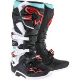 ALPINESTARS Tech 7 Cyan / Black / Red