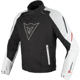 DAINESE Laguna Seca D-Dry Black / White / Red