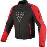 DAINESE Laguna Seca D-Dry Black / Red / White