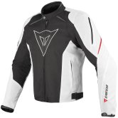 DAINESE Laguna Seca Tex Black / Red