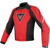 DAINESE Laguna Seca Tex Red / Black / White