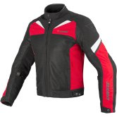DAINESE Air-3 Tex Black / Red