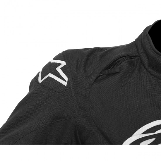 ALPINESTARS T-JAWS WP SE Black Jacket