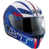 AGV Compact Seattle Matt Blue / White / Red