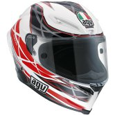 AGV Corsa 5Hundreds White / Black / Red