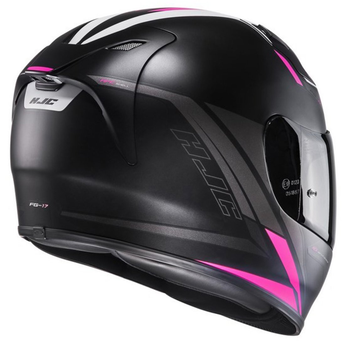 hjc fg 17 valve mc 8sf helmet motocard. Black Bedroom Furniture Sets. Home Design Ideas