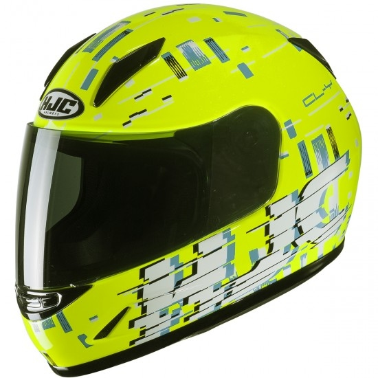 Casco HJC CL-Y Junior Garam MC-4H