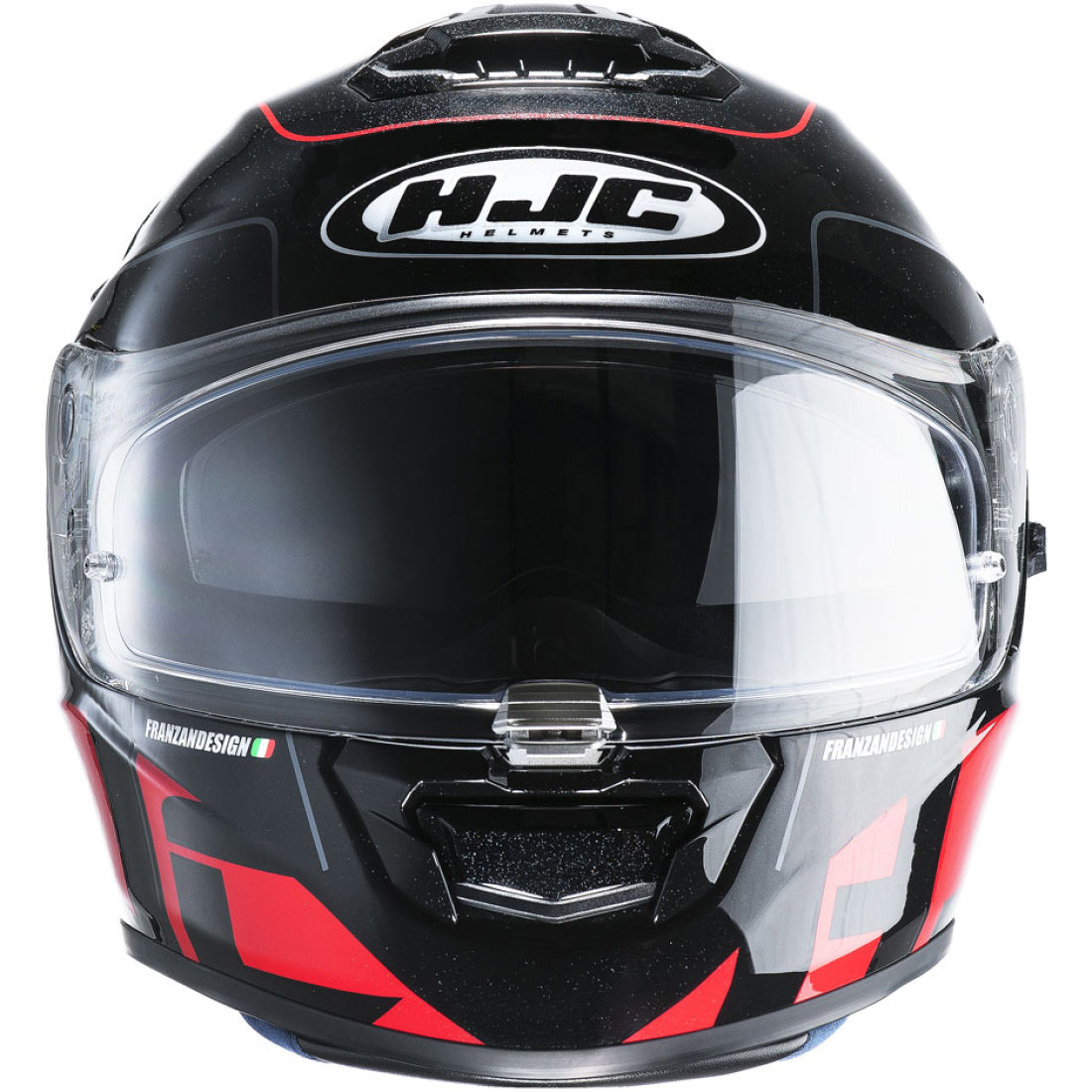 helmet hjc rpha st balmer mc1 motocard. Black Bedroom Furniture Sets. Home Design Ideas