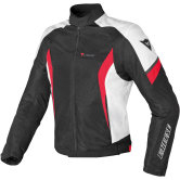 DAINESE Air Crono Tex Black / White / Red