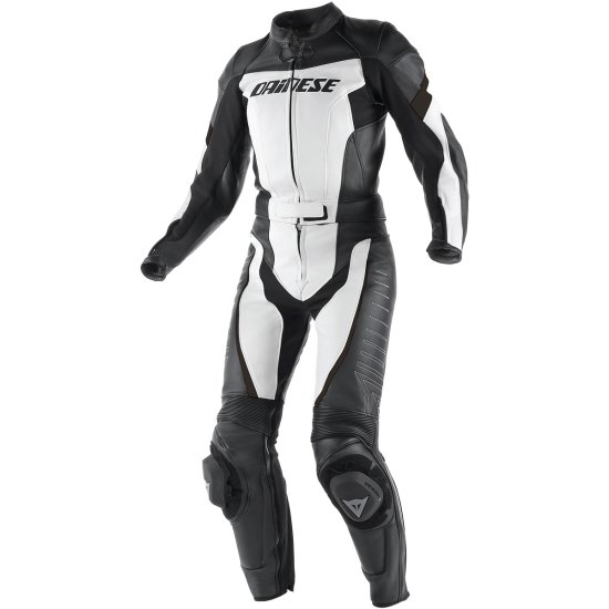 Traje / Mono DAINESE Racing Lady White / Black / Anthracite
