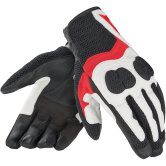 DAINESE Air Mig White / Red / Black