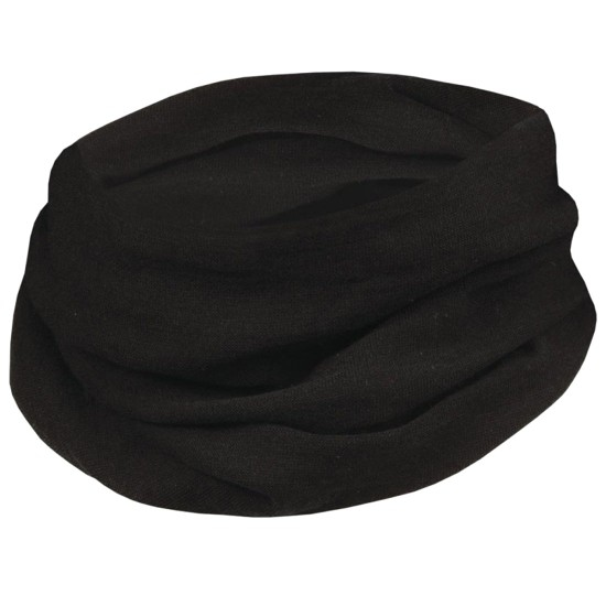 ENDURA Baabaa Merino Multitube Black Cap / Beanie / Strap